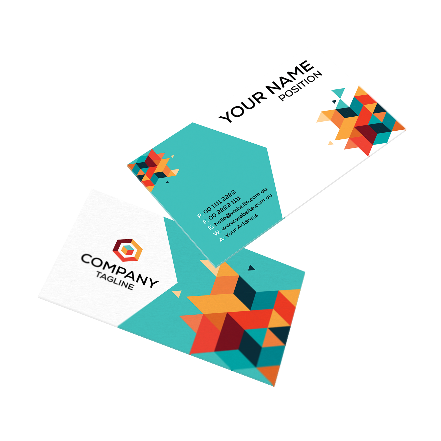 Everyday Business Cards (360gsm)